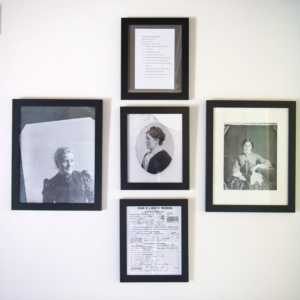 Women of Peto - Room 1 - Wall 1